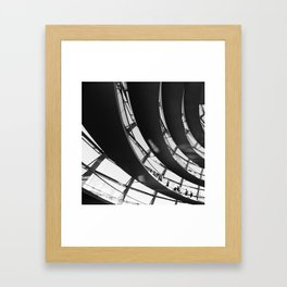 Bundestag [II] Framed Art Print