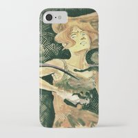 the legend of korra iPhone & iPod Cases featuring Korra by NastyaWait