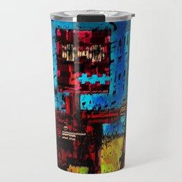 Ned Kelly Travel Mug