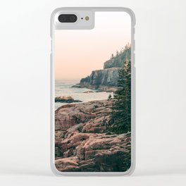 Expanding Clear iPhone Case