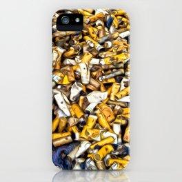 Ashtray Art iPhone Case
