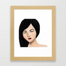 My Lovely Framed Art Print