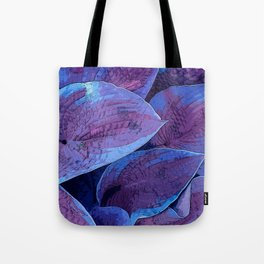 Hosta Purple Pantone 2018 Tote Bag
