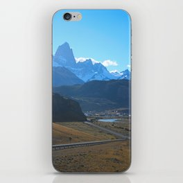 Fitz Roy iPhone Skin