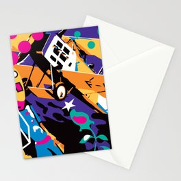 Saint-Exupery Stationery Cards