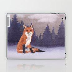 Lone Fox Laptop & iPad Skin