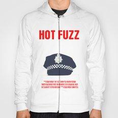 Hot Fuzz Movie Poster Hoody