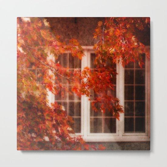 Red October Metal Print