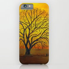 Rural sunset Slim Case iPhone 6s