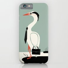 Back to work iPhone 6s Slim Case