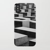 berlin iPhone & iPod Cases featuring Berlin by Studio Laura Campanella
