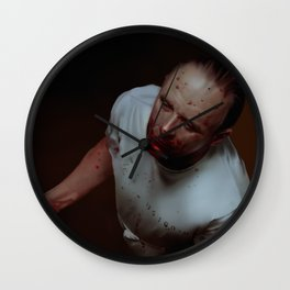 Dr. Lecter Wall Clock