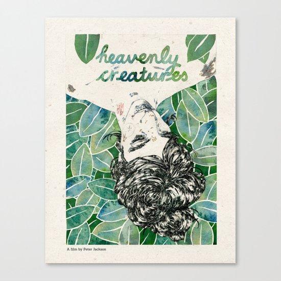 Heavenly Creatures. Canvas Print