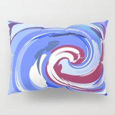 Butterflies in Storm Pillow Sham