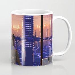 Dystopian Gamer Coffee Mug