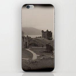 Urquhart Castle, Lock Ness, Scotland iPhone Skin