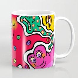 Jigsaw Germs Coffee Mug