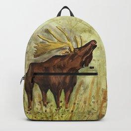 Moose Call Backpack