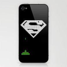 Super Invader iPhone & iPod Skin