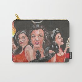 Hekate Thanategos Carry-All Pouch