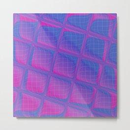 Wavestep Metal Print
