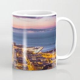 Coit Tower Alcatraz Coffee Mug