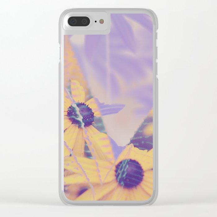 #150 Clear iPhone Case