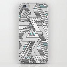 Penrose Manifold iPhone & iPod Skin