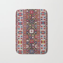 Karabagh Persian Azerbaijan  Antique Rug Bath Mat