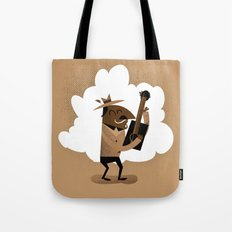 Willie One String Tote Bag
