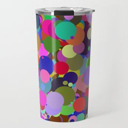 Circles #3 - 03082017 Travel Mug