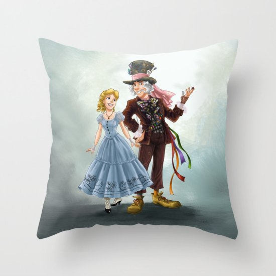 Costume Switch Throw Pillow