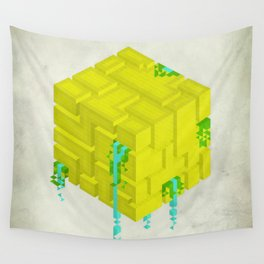 Cubic Wall Tapestry