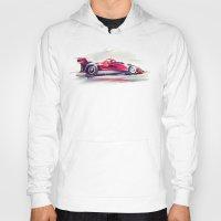 racing Hoodies featuring racing car2 by tatiana-teni