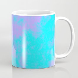 Cotton Candy Clouds - Purple & Blue Coffee Mug