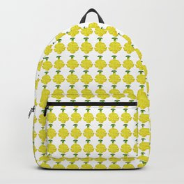 Cat's Claw Bloom illustration (white background) Backpack