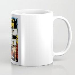 Anti-hemp old poster Coffee Mug