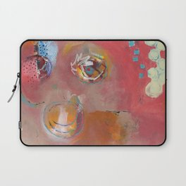 Too Pink For Comfort Laptop Sleeve