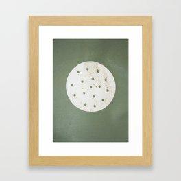 Ritz Framed Art Print