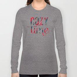 Cozy Time Long Sleeve T-shirt