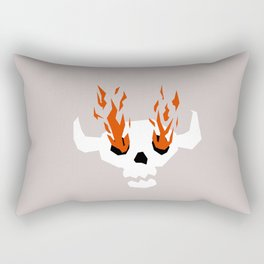 I see fire Rectangular Pillow