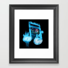 FIESTA V2 Framed Art Print