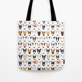 All The Bullies Tote Bag