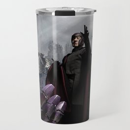 X-Men: Sentinel Diorama Series IV (Magneto) Travel Mug