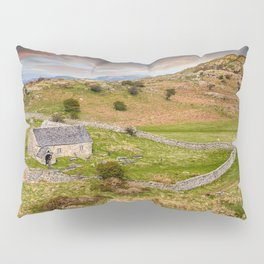 St Celynnin Church Wales Pillow Sham