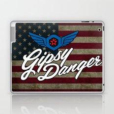 Gipsy Danger Laptop & iPad Skin