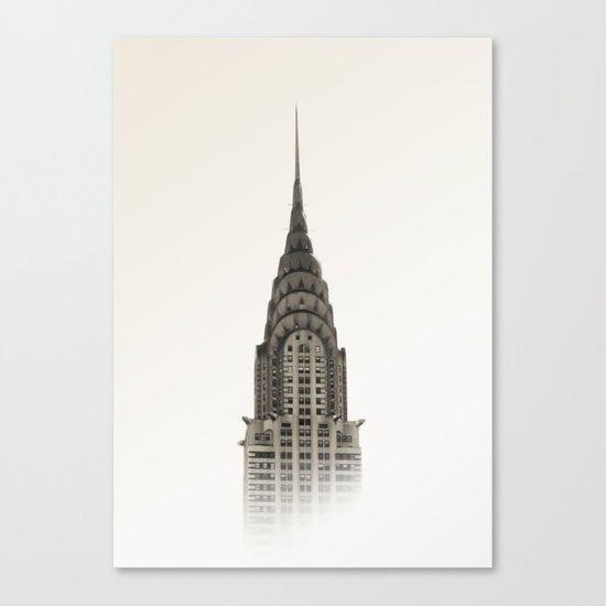 Chrysler Building - NYC Canvas Print