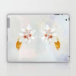 Sakura - Japanese cherry blossom Laptop & iPad Skin