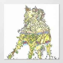 """Winning Spirit"" Canvas Print"