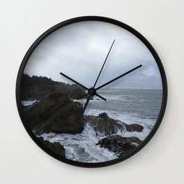 Shore Acres, Oregon Wall Clock